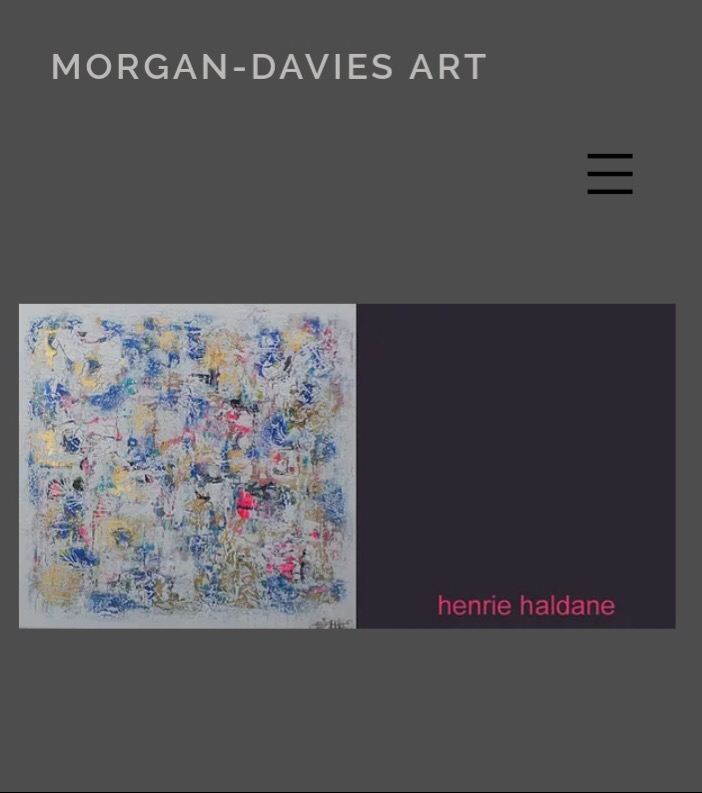 MORGAN-DAVIES ART